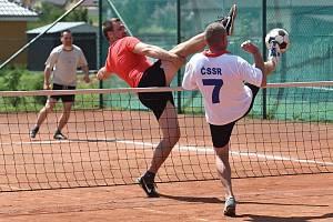 Nohejbalový turnaj. Ilustrační foto.