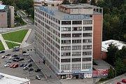Obchodní dům PRIOR ve Zlíně.