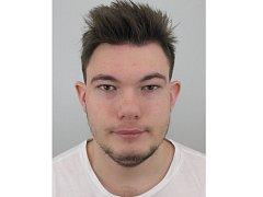 Pohřešovaný Marek Vaněk.