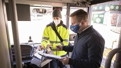 Vozidla veřejné dopravy ve Zlínském kraji prošla kontrolou