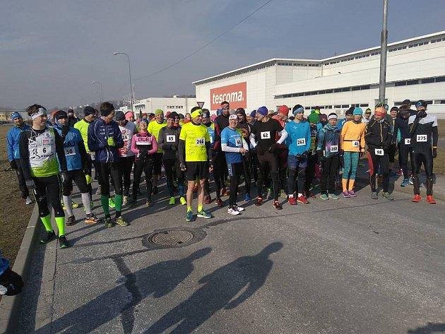 Zlínský jarní půlmaraton 2018