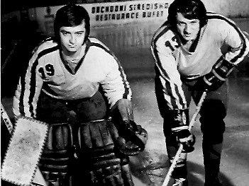 Bratři Jiří (vlevo) a Václav Králíkovi.