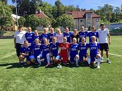 fotbalistky Fastavu Zlín