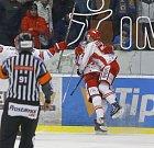 Hokejisté Zlína proti Třinci