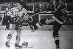 Podívejte se na průřez kariéry ve fotografiích legendy zlínského hokeje, trojnásobného mistra světa a kapitána mistrů extraligy 2014 Petra Čajánka. Foto: archiv Deníku.