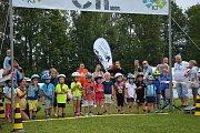 Kelečský triatlon 2017