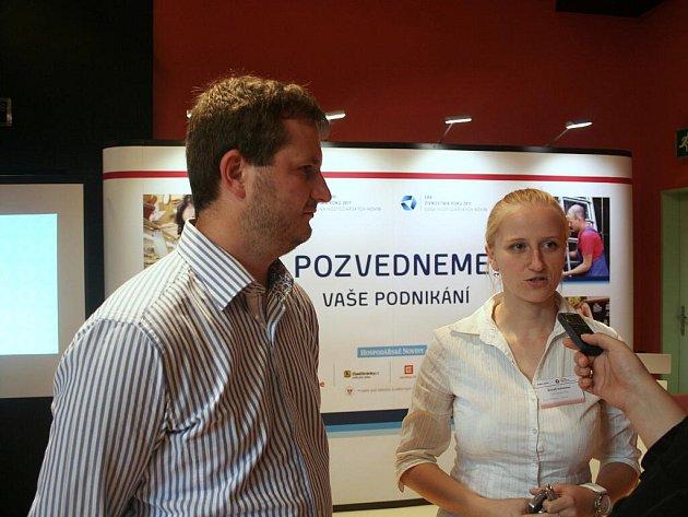 Podnikatel roku David Vlk z Uherského Hradiště a firma roku kunovická společnost Aircraft Industries