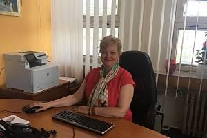Ředitelka Krajské hygienické stanice Zlínského kraje Eva Sedláčková