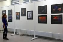 Městská galerie v Otrokovicích. Ilustrační foto