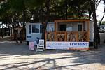 Dovolená u moře? Pohodlně v mobilním domku v Chorvatsku