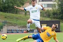 FNL FK Varnsdorf vs. Fastav Zlín.