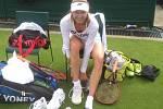 Voráčová na Wimbledonu