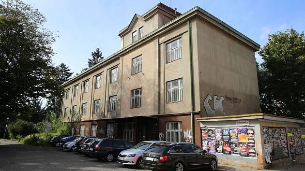 Bývalá budova soudu ve Zlíně