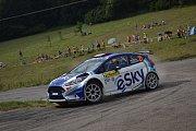 Nedělní etapa Barum Czech Rally Zlín 2017 - RZ 12 Košíky a RZ 14 Pindula