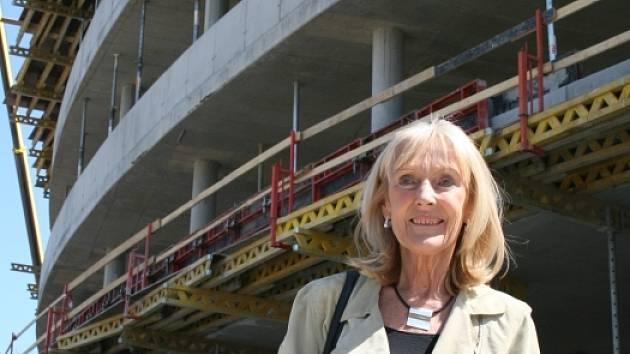 Univerzitní centrum spěje k dokončení