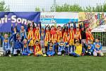 Tým FC Fastav Zlín A a B