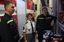 Jarmila Čičmancová, ředitelka zlínských krajských hasičů