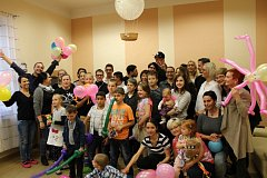 V dětském domově ve Vizovicích se hledala Korunka Luhačovice a nakonec se ztratily děti