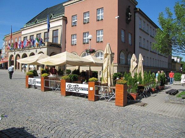 Restaurace DolceVita, Zlín