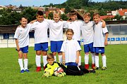 Fotbal McDonlads Cup. Krajské kolo Vršava Zlín. ZŠ Sportovní Uherské Hradiště  mladší