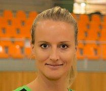 Zkušená házenkářka Michaela Budayová se představila v rodném Zlíně jako hráčka Hodonína.
