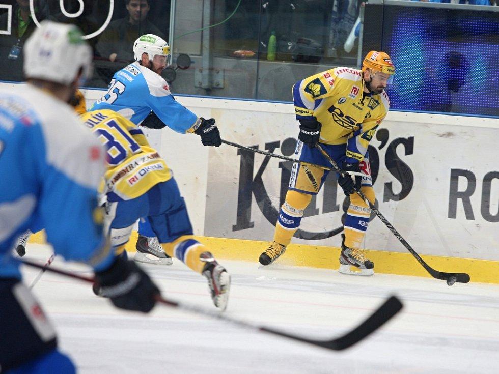 Plzeň, hokej extraliga, play off finále, HC Škoda Plzeň vs. PSG Zlín