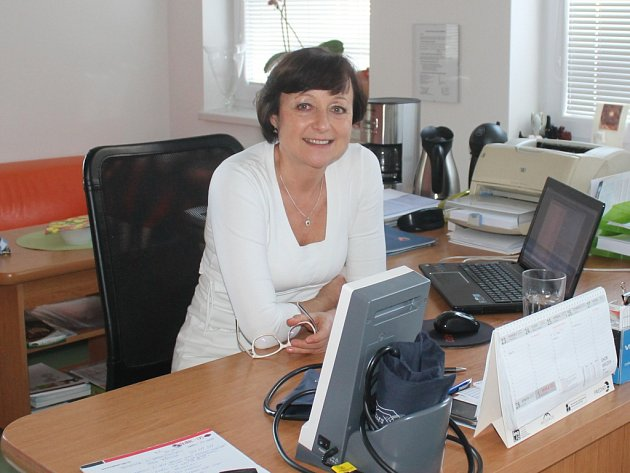 Diabetoložka Hana Vlašicová