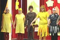 Divadelní představení pro malé předškoláky