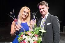 Manželé Petra a Radovan Královi a také slavná komedie Charleyova teta – to jsou vítězové XVII. ročníku divácké ankety Aplaus o nejlepší herečku, herce a inscenaci Městského divadla Zlín.