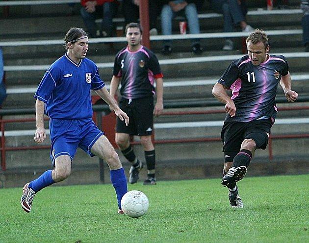 Fotbal  Napajedla (černí)