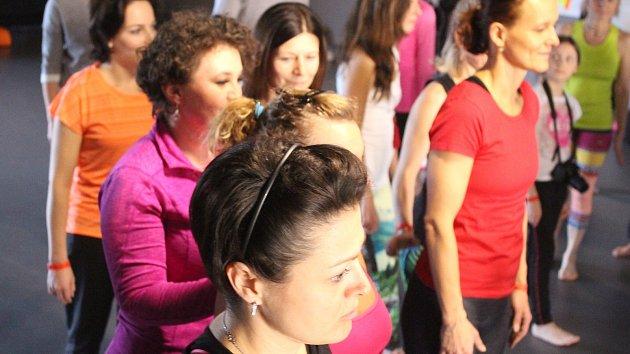 Yogafest 2018 ve Zlíně
