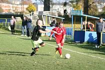 Fotbal OP Zlín:  Louky – Újezd
