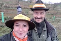 Ivana Pisková, myslivkyně ze Žlutavy.