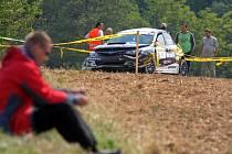 Tragická nehoda na Barum Rally Zlín