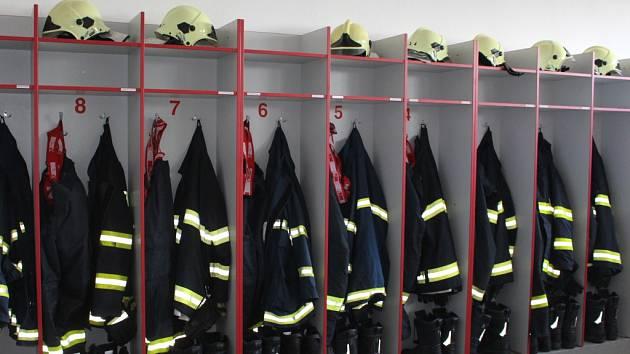 Dobrovolní hasiči z Velkého Ořechova oslavili 120 let od svého založení