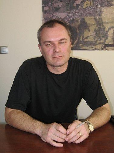 Ředitel zlínské pobočky Czechinvestu Martin Kobzáň.
