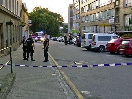 Důvodem úniku plynu ve Zlíně byl povolený ventil.