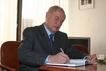 Rektor UTB Ignác Hoza