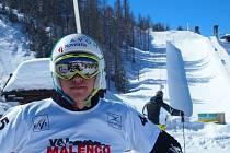 Skikrosař Slovanu Luhačovice Jiří Čech uspěl na MS juniorů ve Valmalencu v Itálii.