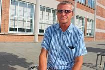 Václav Talaš, vedoucího praktického vyučování zlínské Střední školy obchodně technické.