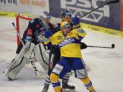 PSG Zlín - Bílí Tygři Liberec 2:3