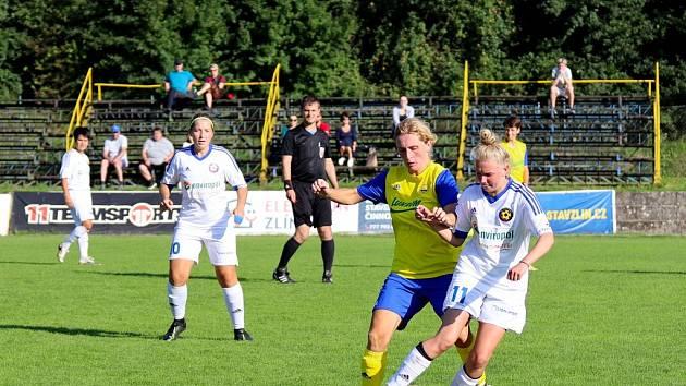 fotbalová MSLŽ Fastav Zlín - Jihlava