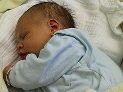 Prvním letošním miminkem narozeným ve zlínské Krajské nemocnici T. Bati je Vojtěch ze Zlína – Malenovic.