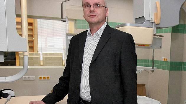 Vedoucí zlínského kardiocentra Zdeněk Coufal