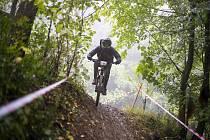 Tradičním závodem Fagus bikerally Kopná skončil další ročník Woodbike series, který si podmanil člen týmu SBT Fryšták racing Martin Kolajík.