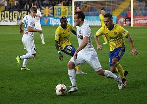 FASTAV Zlín - FC Vysočina Jihlava