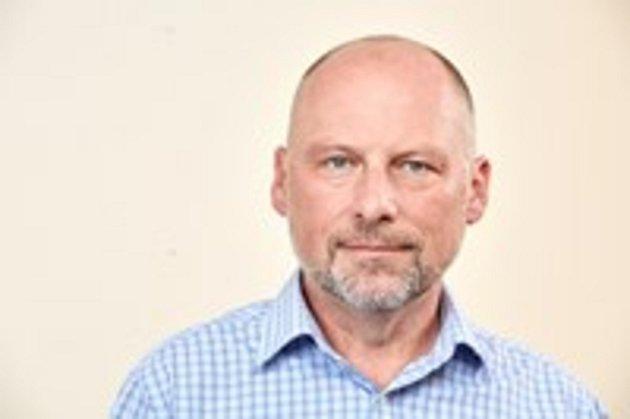 Ředitel nemocnice Atlas Tomáš Melichar.