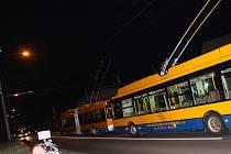 Zlínští kriminalisté provedli rekonstrukci dopravní nehody