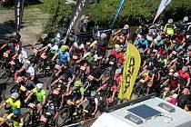 ZLÍNSKÁ 50 je tradiční závod horských kol ve Zlíně.