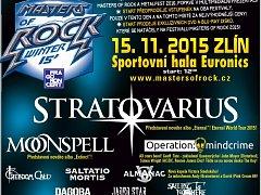 XI. ročník mezinárodního rockového festivalu Masters of Rock